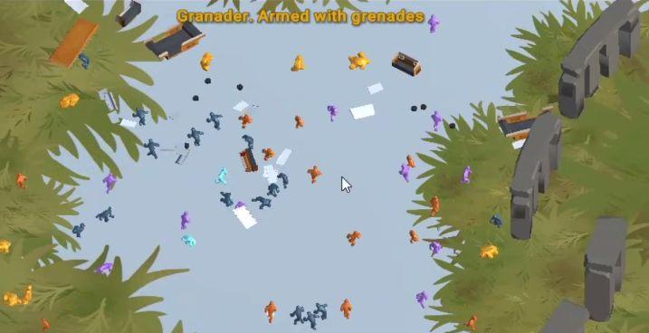 月光沙盒战斗模拟游戏破解版全部解锁下载图4: