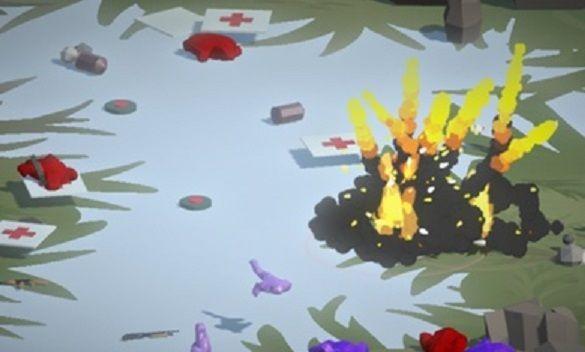 月光沙盒战斗模拟游戏破解版全部解锁下载图1: