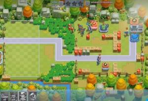 Rush War是什么游戏?突突兵团游戏介绍图片2