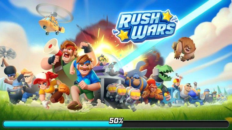 Rush Wars怎么下载?安卓版安装下载方法[视频][多图]图片1