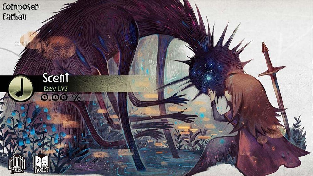 古树旋律Deemo游戏中文汉化版下载图1: