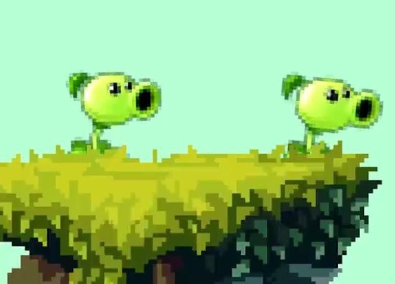 像素版植物大战僵尸植物合体版下载安装 v1.0截图
