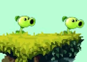 像素版植物大战僵尸破解版图1