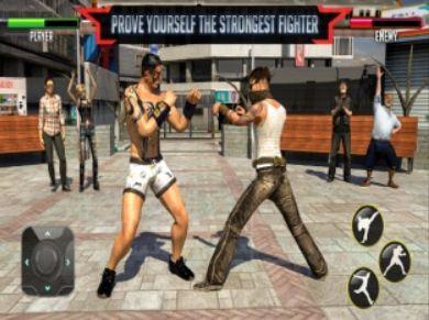 街头斗殴传奇游戏中文版下载图片3
