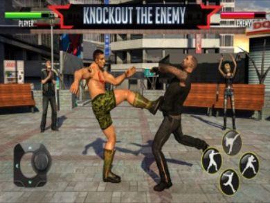 街头斗殴传奇游戏中文版下载图片4