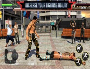 街头斗殴传奇游戏中文版下载图片2