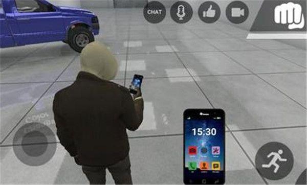 gta5洛杉矶作死模拟器叫车代码手机版下载图1: