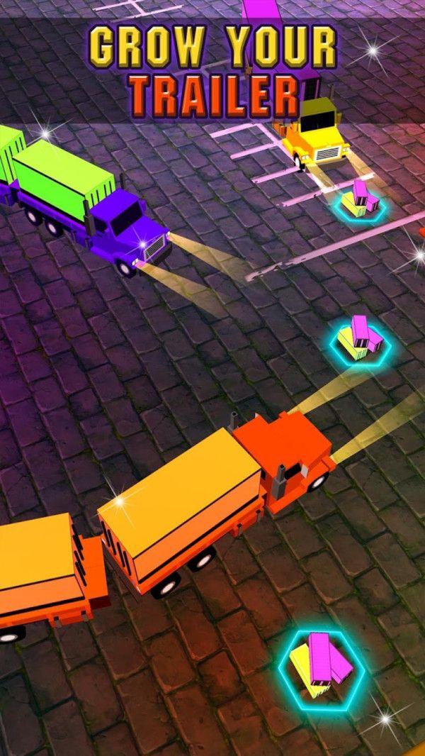 蛇行卡车游戏最新去广告版下载图片3