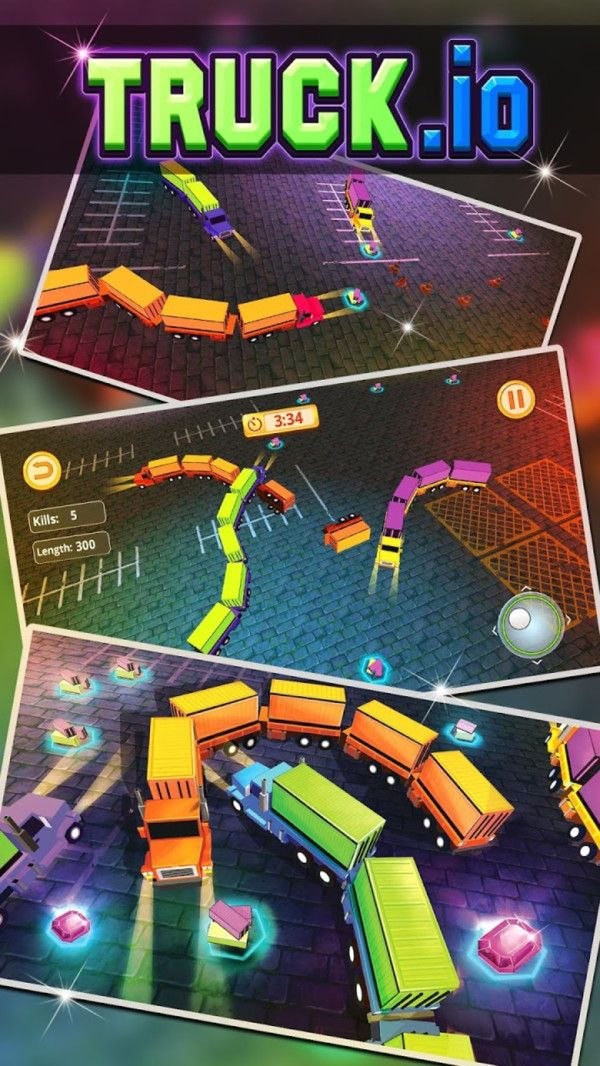蛇行卡车游戏最新去广告版下载图片1