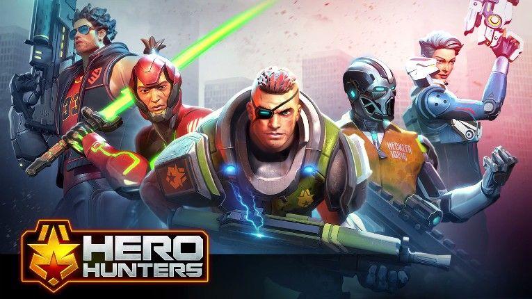 英雄猎手官方网站下载正版游戏图3: