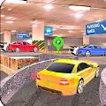 现代跑车停车模拟游戏