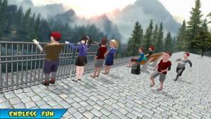 学校儿童丘陵野餐冒险中文版图5