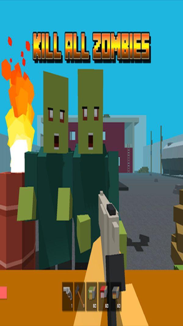 像素英雄打僵尸游戏官方正式版下载图片2