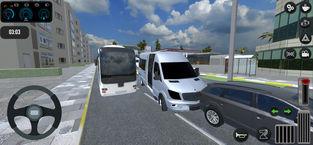 小客车城市旅游模拟器中文游戏手机版下载图3: