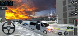 小客车城市旅游模拟器中文游戏手机版下载图2:
