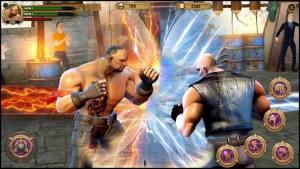 世界冠军摔跤格斗游戏中文版图1