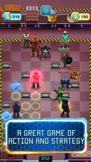 Robot City Clash游戏图4