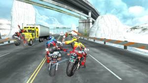 暴力骑手破解版图3