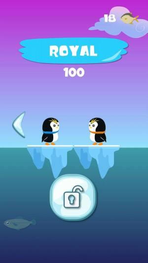 绳索企鹅弹跳大师游戏图3