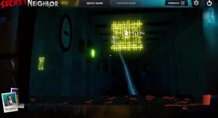 屌德斯解说秘密邻居躲猫猫大战游戏手机版下载图2: