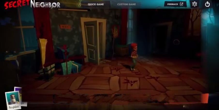 屌德斯解说秘密邻居躲猫猫大战游戏手机版下载图4: