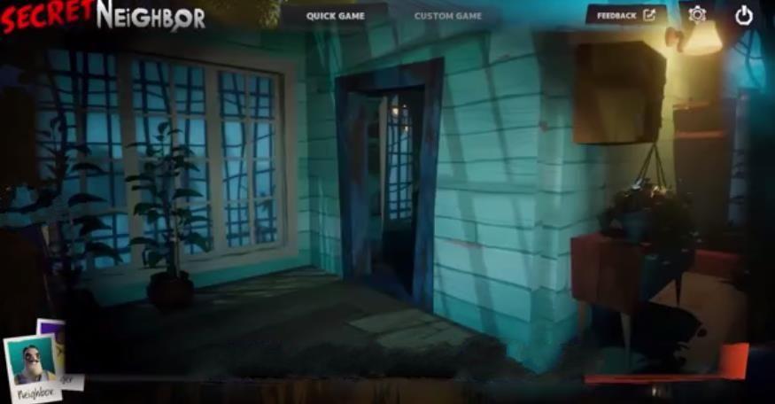 屌德斯解说秘密邻居躲猫猫大战游戏手机版下载图1: