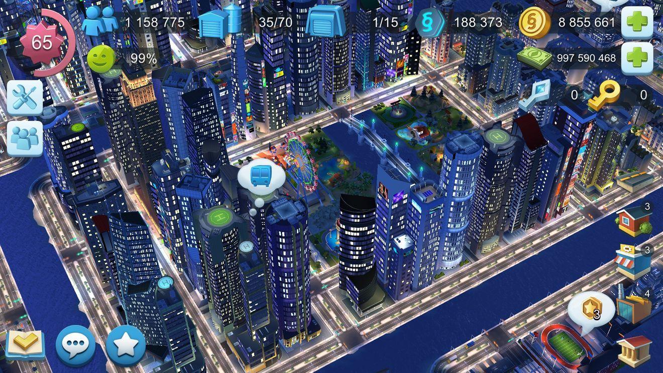 模拟城市建设无限金币修改版游戏下载图2: