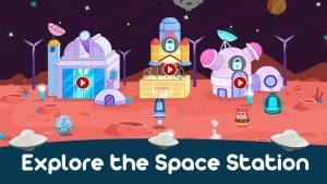 我的太空城镇冒险最新版图2