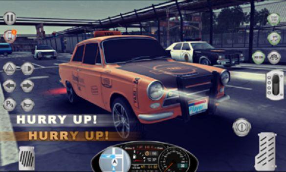 真实出租车模拟器最新内购中文无限金币版图2: