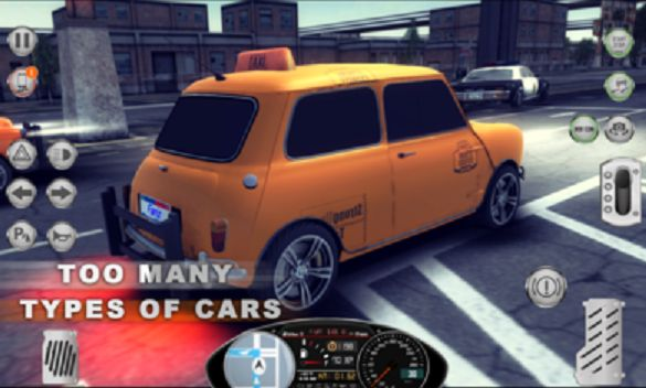 真实出租车模拟器最新内购中文无限金币版图3: