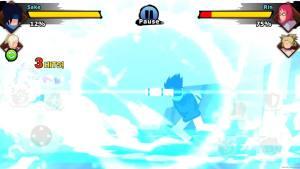 忍者终极传奇破解版图3