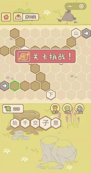 微信萌蛙大冒险小游戏APP图3: