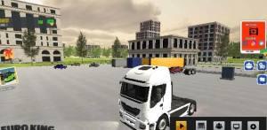 欧洲高速卡车2019无限金币中文破解版图片2
