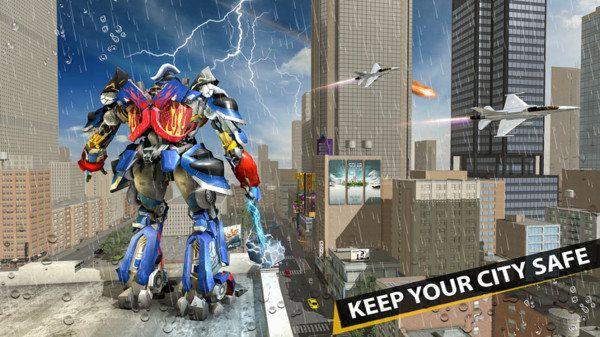 锤子机器人游戏中文版下载图3: