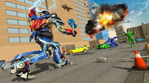 锤子机器人游戏中文版下载图1: