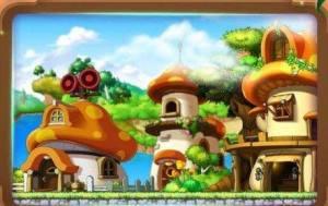 彩虹村冒险正式版图2