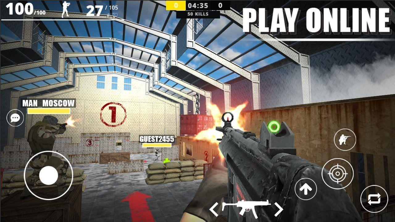 在线打击部队游戏汉化手机版下载图2:
