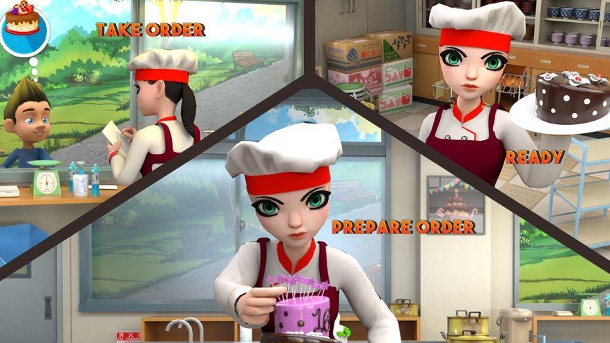 我的咖啡店烹饪狂热日记游戏中文最新版下载图5: