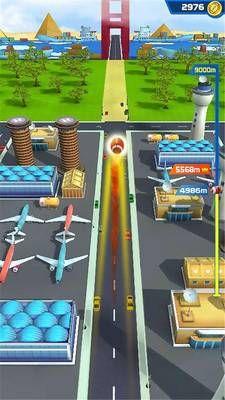 飞翔的橄榄球游戏安卓版下载图1: