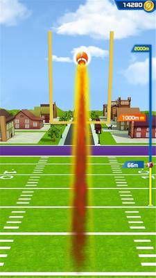 飞翔的橄榄球游戏安卓版下载图3: