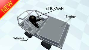 我的世界火柴人赛车破解版图2