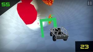 我的世界火柴人赛车破解版图4