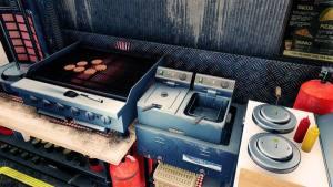 食品卡车模拟器游戏图1