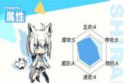 方舟指令小狐狸白上吹雪怎么样?白上吹雪属性技能详解[多图]