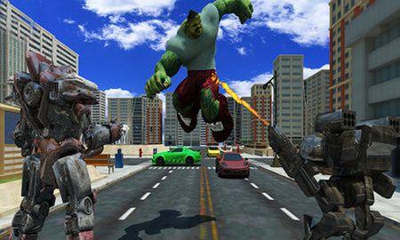 城市英雄战争游戏中文破解版下载图1: