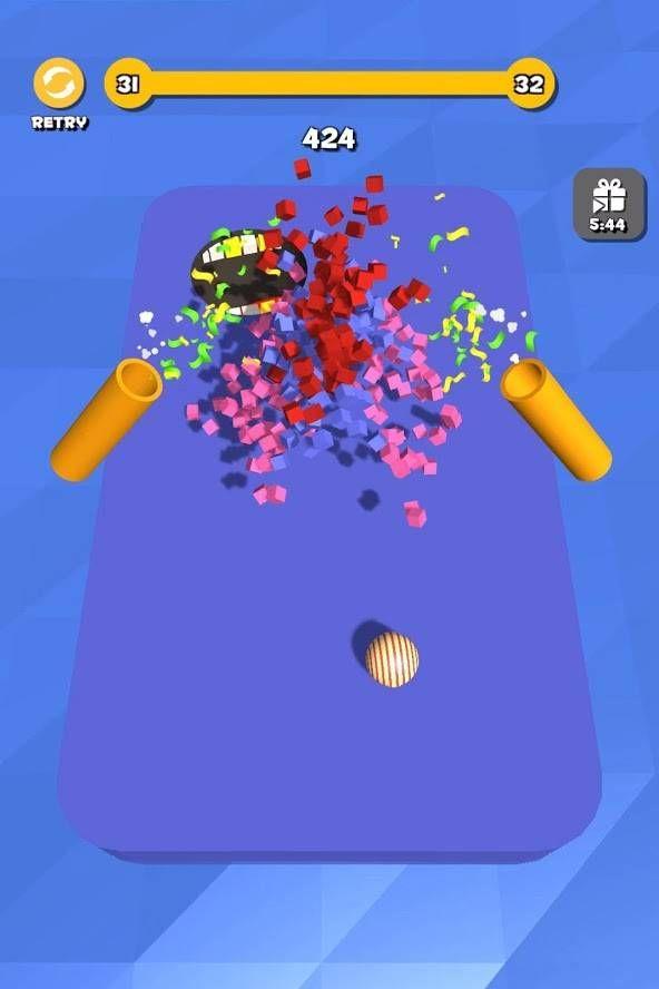 食物沾沾球游戏手机中文版下载图4: