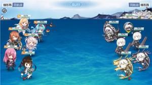 战舰少女R战争协奏曲ex4怎么打?战争协奏曲ex4速通攻略图片2