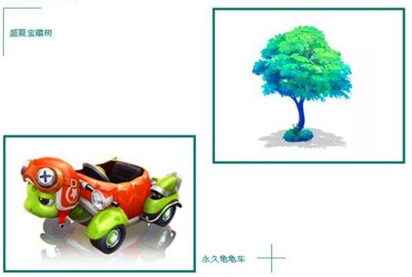 跑跑卡丁车手游盛夏宝藏树多少钱?盛夏宝藏树购买攻略[视频][多图]图片2