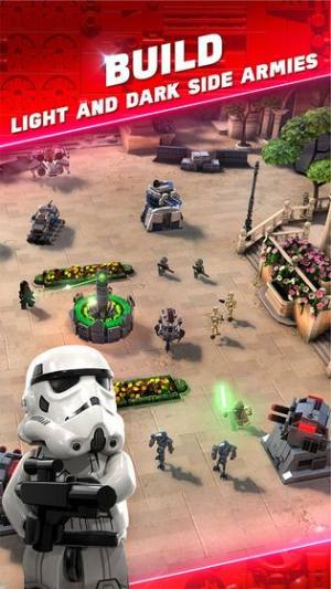 乐高星战争霸中文国际服官方版下载(Lego Star Wars Battles)图片4