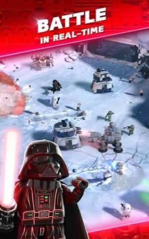 乐高星战争霸中文国际服官方版下载(Lego Star Wars Battles)图片2